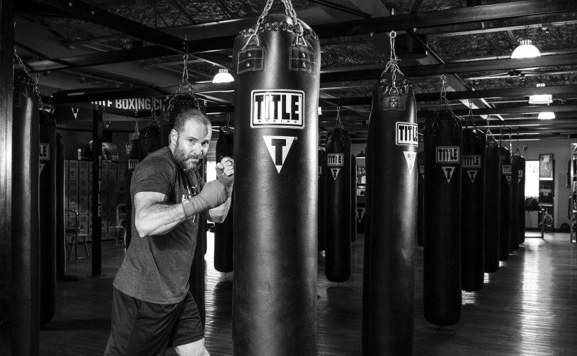 Effektiv trening med boksesekk